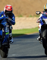 New GSXR Taylor Mackenzie First Test Ride