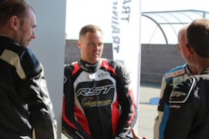Steve Brogan - Motorbike Track Training Day Coach - James Whitham