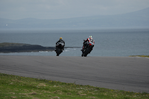 Images from the Anglesey circuit - James Whitham Track Training Days