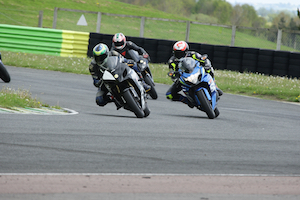 Images from the Croft circuit - James Whitham Track Training Days