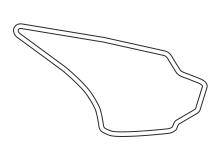 Knockhill racing circuit - track training